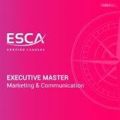 Executive Master en Marketing et Communication - ESCA I MBA.ma