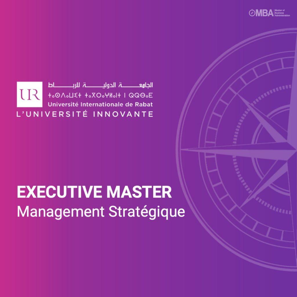Master Management stratégique