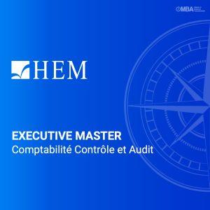 Master Comptabilité Contrôle Audit HEM I MBA.ma