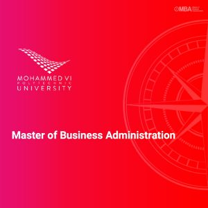 MBA (Master of Business Administration) - African Business School