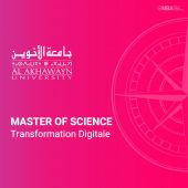 Master of science transformation digitale - AUI