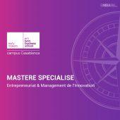 Mastère Spécialisé en Entrepreneuriat Management EMLYON Casablanca