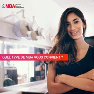 Quel type de MBA vous convient ? I MBA.MA