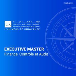 Master Finance, Contrôle et Audit - UIR