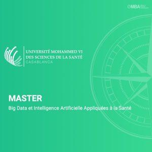 master big data et intelligence artificielle - UM6SS