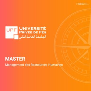 Master management des RH