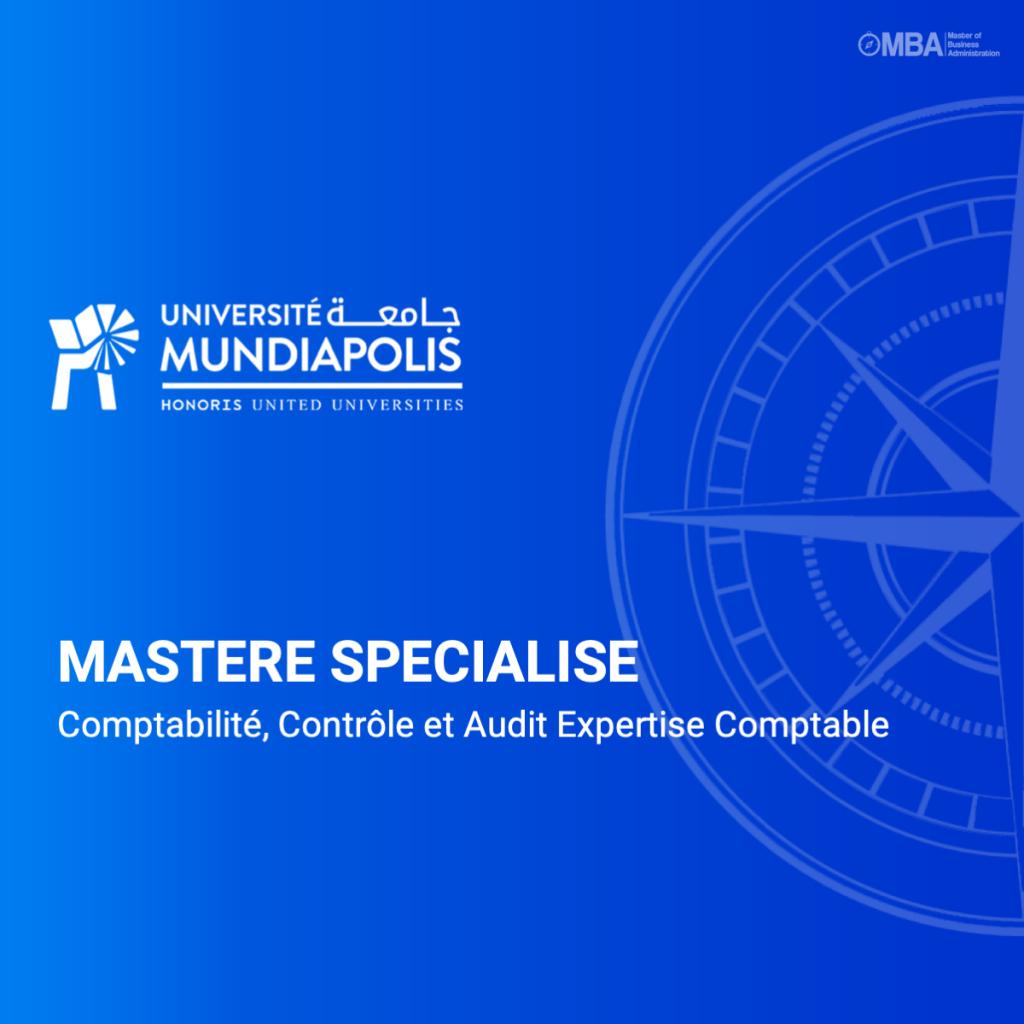 mastere spécialisé-Mundiapolis