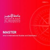 Master Arts in International Studies and Diplomacy - AUI