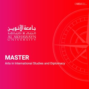 Master Arts in International Studies and Diplomacy - AUI