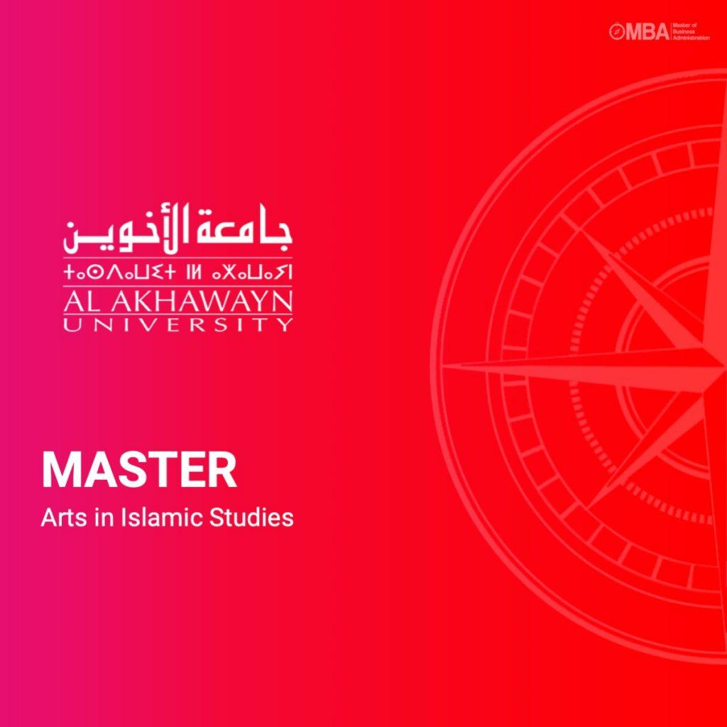 Master Arts in Islamic Studies - AUI