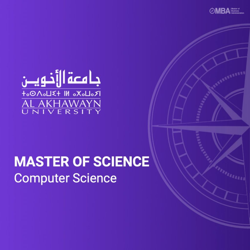 Master of science computer science - AUI