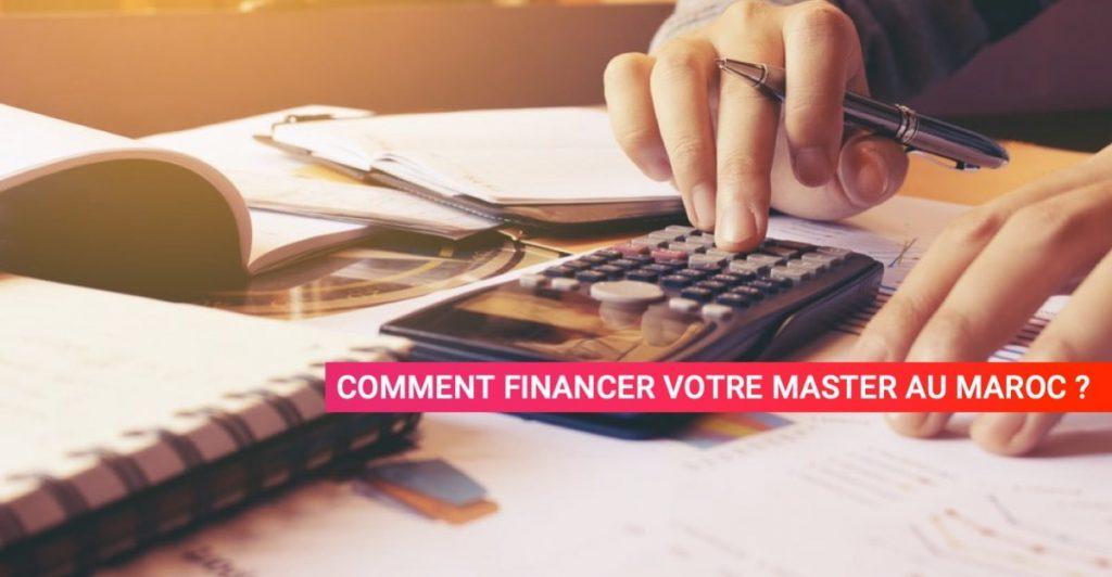Comment financer votre master au Maroc I MBA.MA