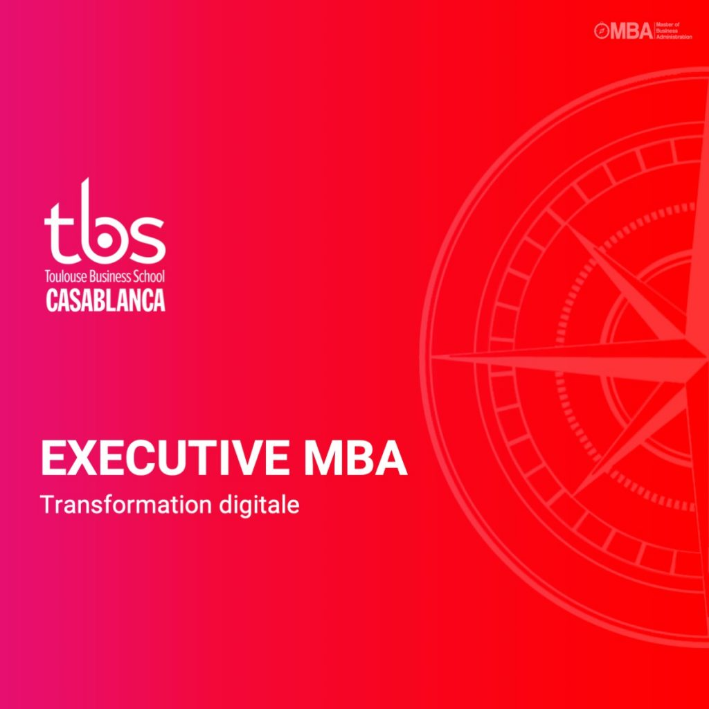 Executive MBA Transformation digitale - TBS