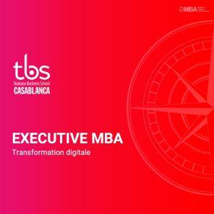 Executive MBA Transformation digitale - TBS