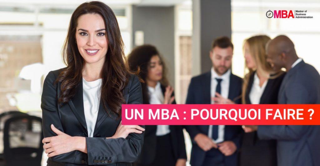 Un MBA Pourquoi faire ? I MBA.MA