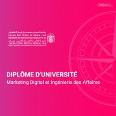 Diplome d'université marketing digital et ingénierie des affaires - ENCGF