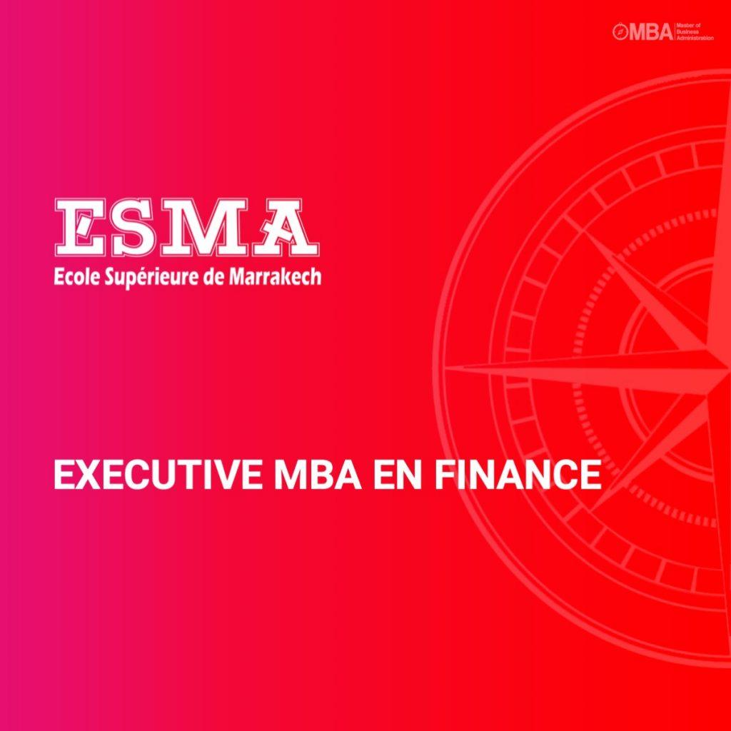 Exective mba-ESMA