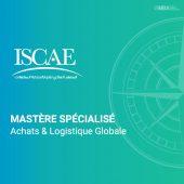 Mastère spécialisé en achat et logistique- ISCAE