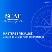 Mastère spécialisé en controle de gestion audit et comptabilité - ISCAE