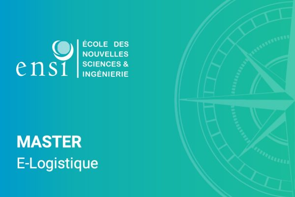 Master e-logistique - ENSI