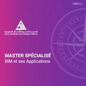 Master Spécialisé BIM et ses Applications - EHTP