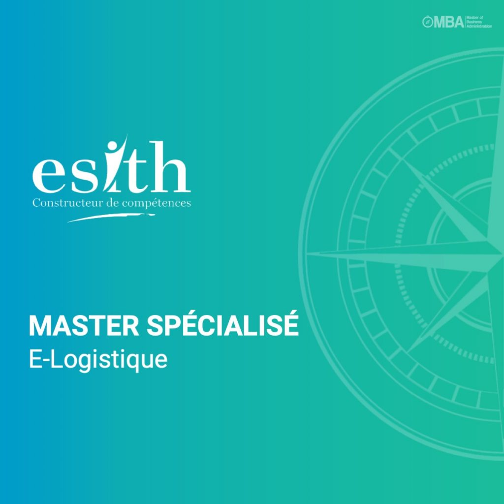 Master spécialisé en E-Logistique