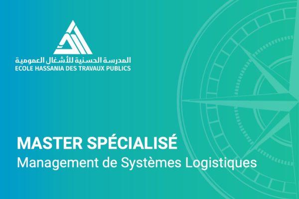 Master spécialisé en management de systèmes logistiques - EHTP