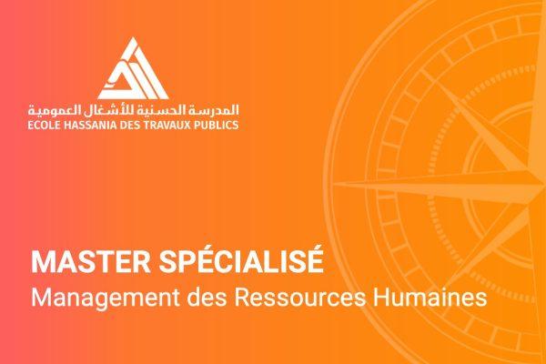 Master spécialisé en management des rh - EHTP