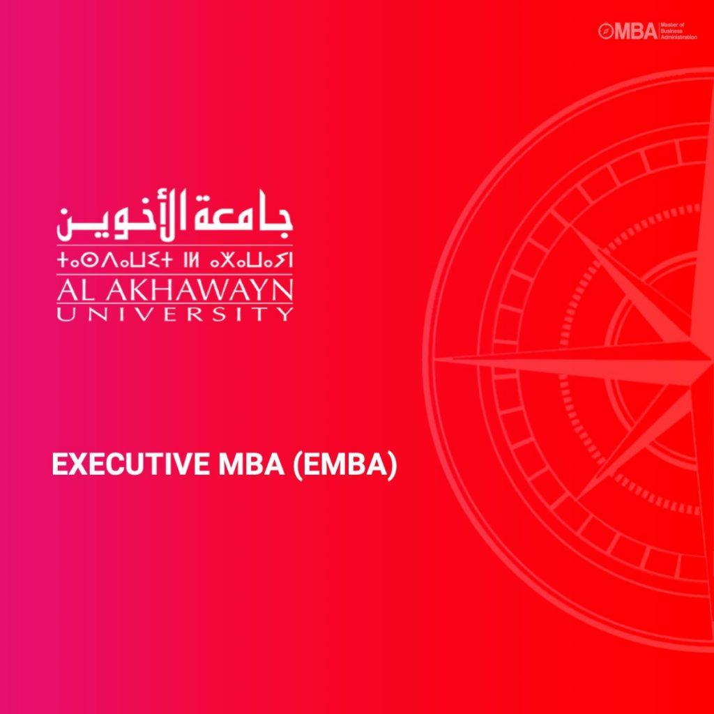 Executive MBA (EMBA)-AUI