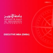 Executive Master of Business Administration EMBA - AUI