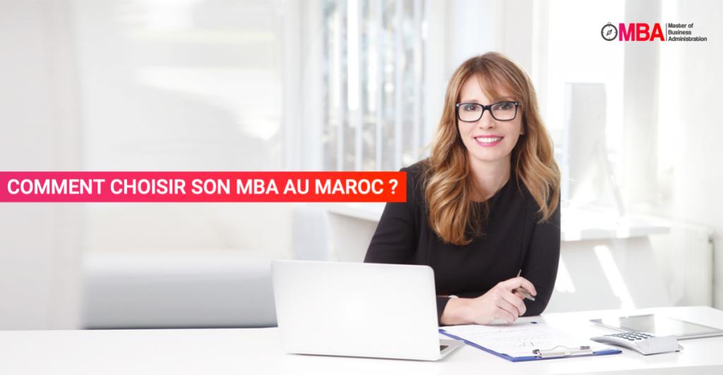 Comment choisir son MBA au Maroc