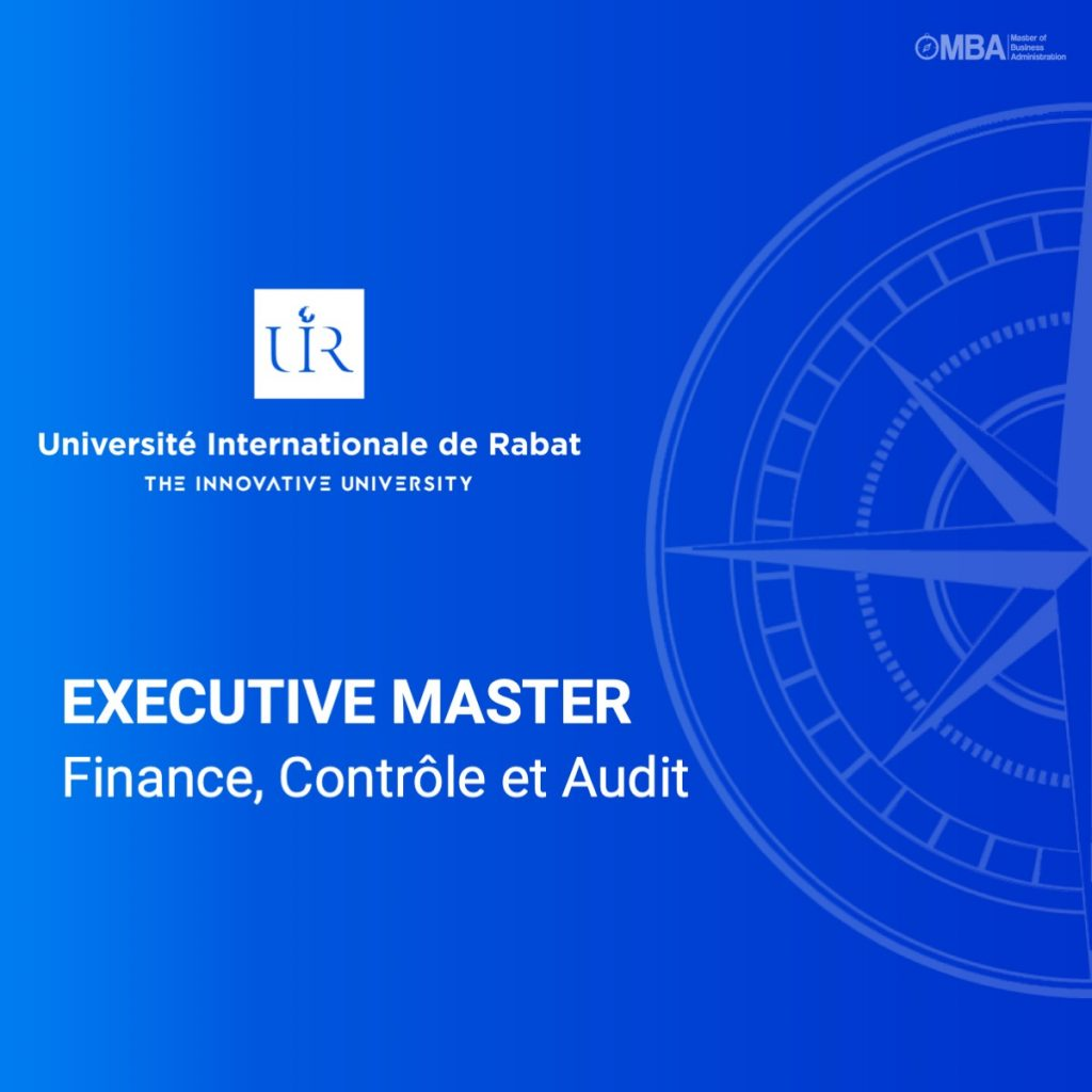 Executive Master en Finance, Contrôle et Audit - UIR