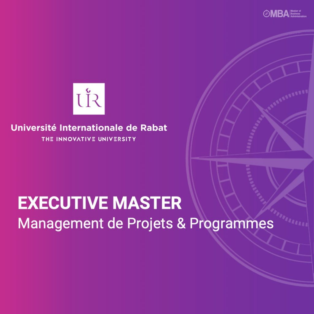 Executive Master en Management de Projets et Programmes - UIR