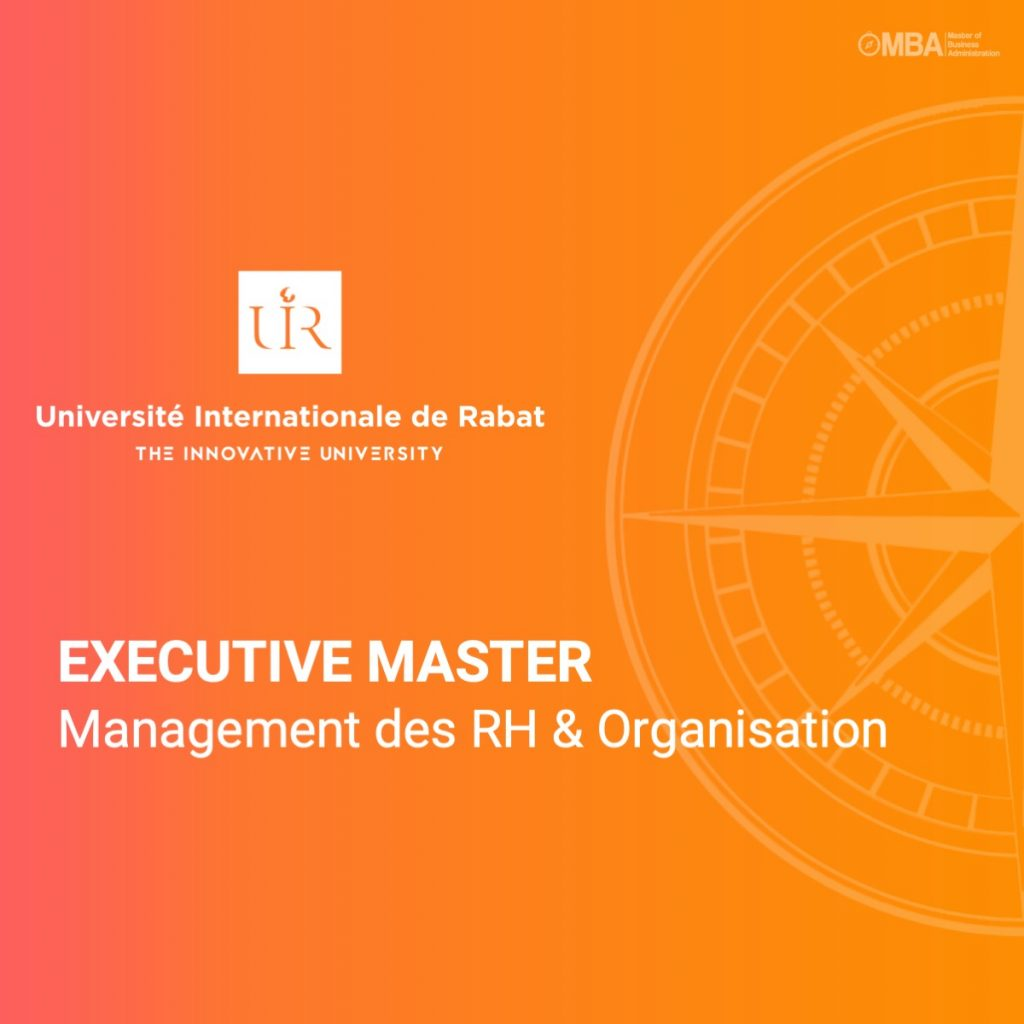 Executive Master en Management des Ressources Humaines et Organisations – UIR
