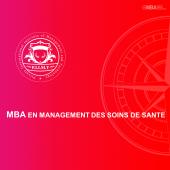 MBA en Management des soins de santé - PIIMT