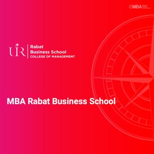 MBA Rabat Business School - RBS