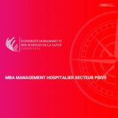 MBA management hospitalier secteur privé - UM6SS