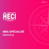 MBA spécialisé en marketing