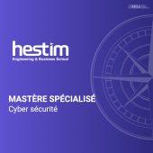 Mastère spécialisé en Cyber sécurité - Hestim