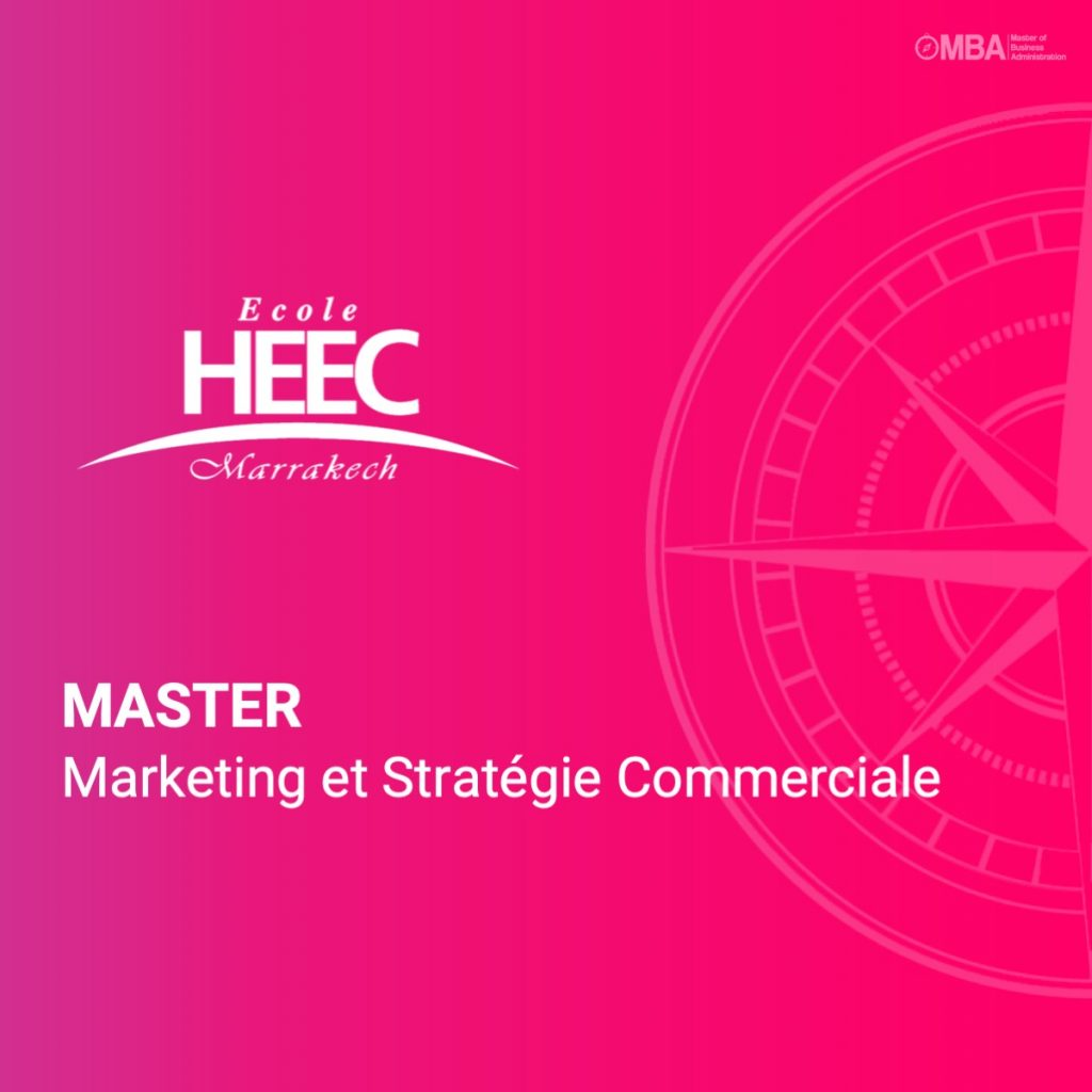 Master Marketing et Stratégie Commerciale - HEEC