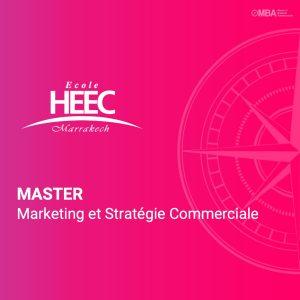 Master Marketing et Stratégie Commerciale - HEEC