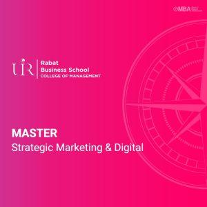 Master Strategic Marketing & Digital - RBS