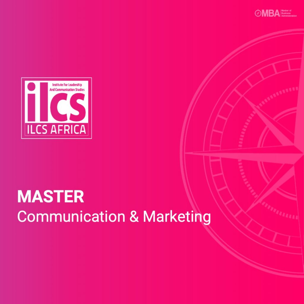Master en Communication & Marketing - ILCS Rabat