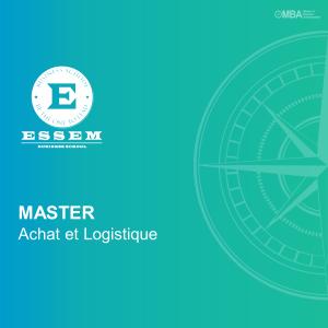 Master Achats et Logistique – ESSEM Business School