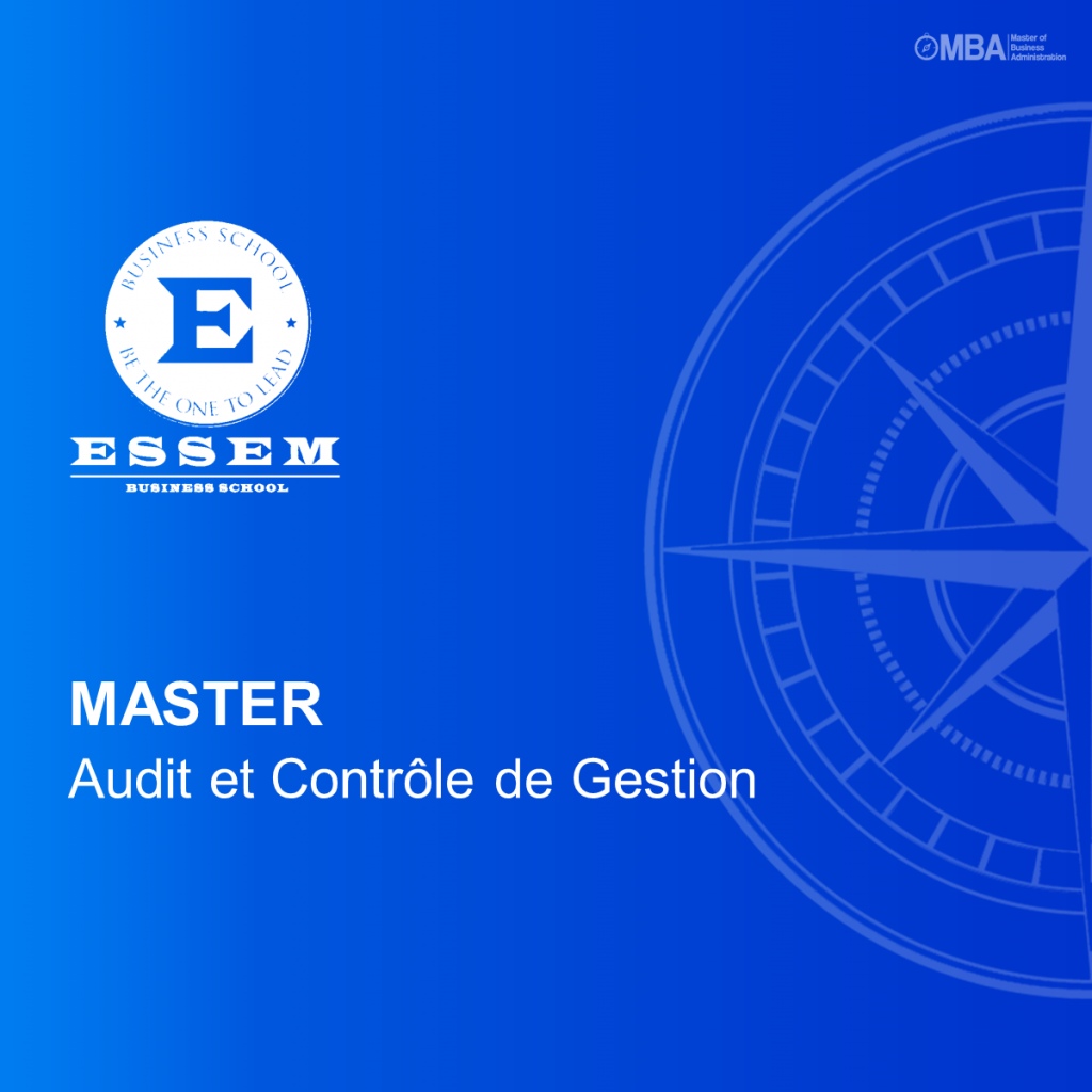Master Audit et Contrôle de Gestion – ESSEM Business School