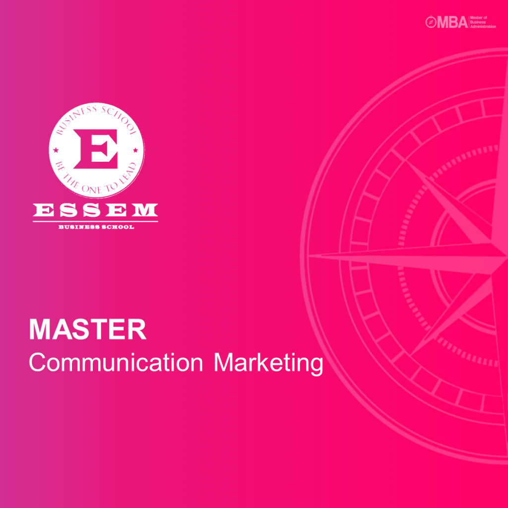 Master Communication Marketing – ESSEM Business School