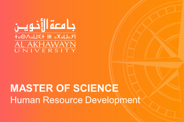 Master of Science in Human Resource Development – AUI