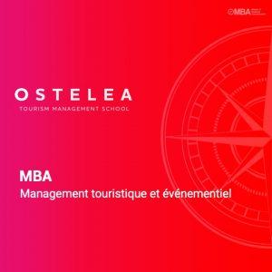 MBA en Management touristique et événementiel - Ostelea
