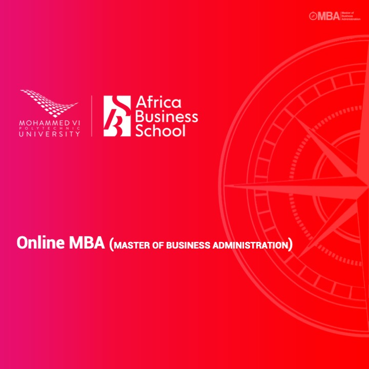 Online Master in Business Administration