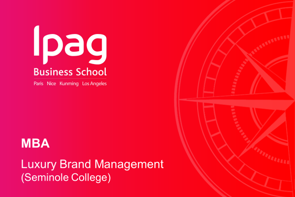 MBA Luxury Brand Management (Seminole College)